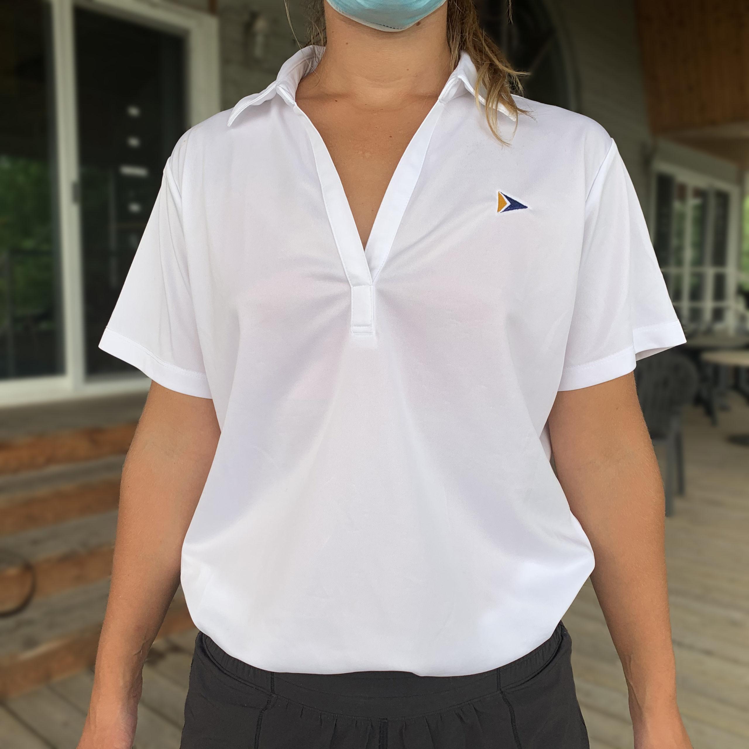 Ladies' Golf Shirt - $25