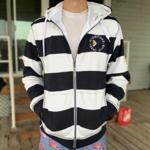 Men's Prescott Striped Hoodie - $65