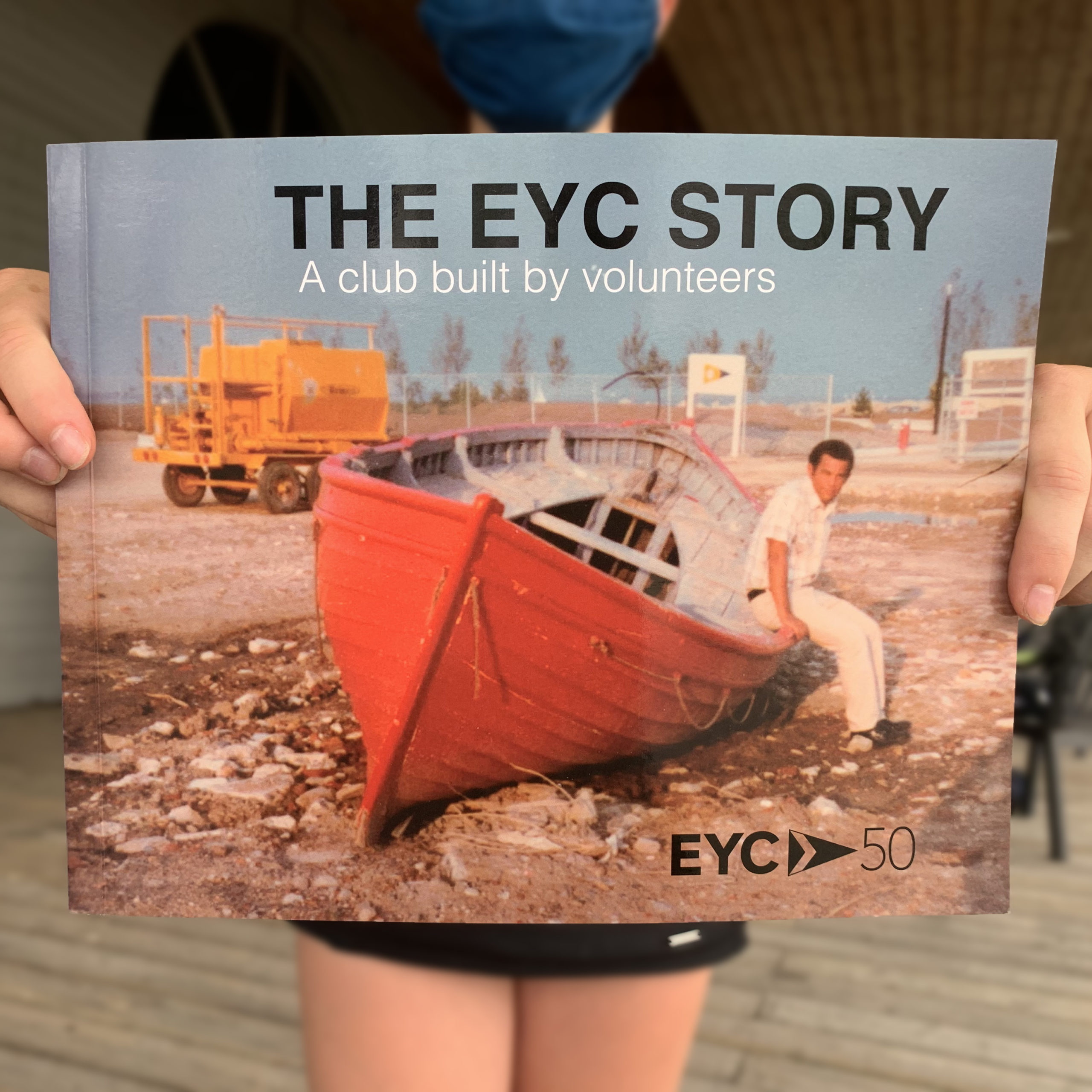 The EYC Story Book - $20